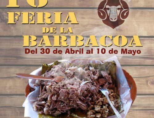 16 Feria de la Barbacoa en Xochimilco