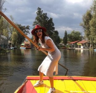 Ya puedes reservar trajineras para pasear en Xochimilco, Cívico