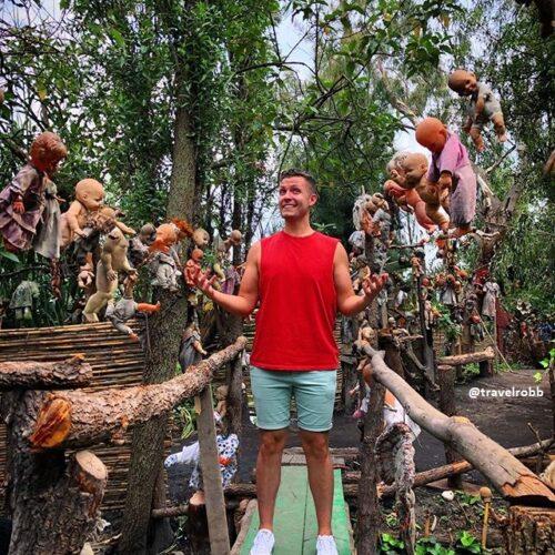 Tour Isla de las Muñecas