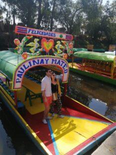 Reserva tu trajinera de Xochimilco en internet, El Universal