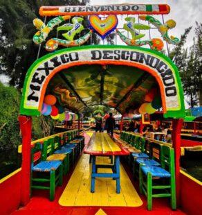 Enamórate de Xochimilco con un tour inolvidable y quesadillas ilimitadas a bordo, México Desconocido