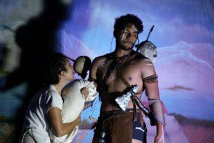 El Nahual llega a Xochimilco, leyenda de locura, Excelsior