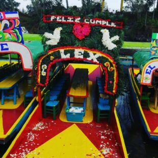 Lugares imperdibles de Xochimilco, Food and Travel