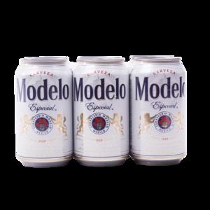 Six de Cervezas Modelo